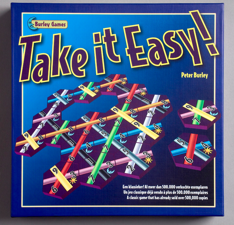 Take it Easy Box Top